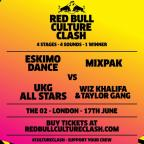 Evesham Journal: Red Bull Culture Clash artists announced for each crew