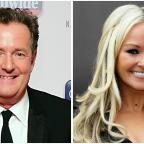 Evesham Journal: Piers Morgan slams 'ghastly' Jennifer Ellison in nasty row over Britain's Got Talent's Boogie Storm