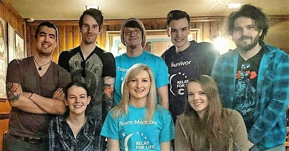 Fundraiser to help fight cancer (From Evesham Journal)