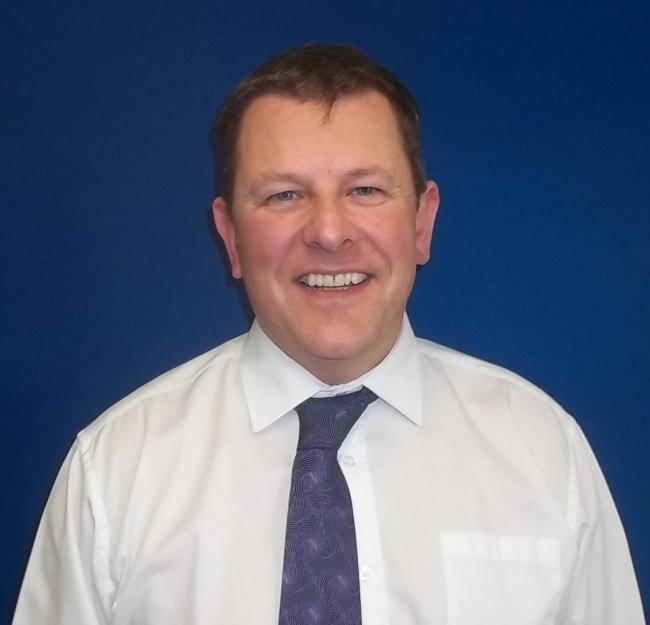 Tony Ludlow, Taylor Wimpey site manager at Evesham