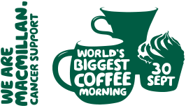 M&S Macmillan World's Biggest Coffee Morning