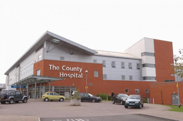 A Wye Valley Trust spokesperson said they strive to hit their targets and much work has taken place to improve the flow of patients through the Emergency Department.