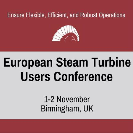 European Steam Turbine Users Conference