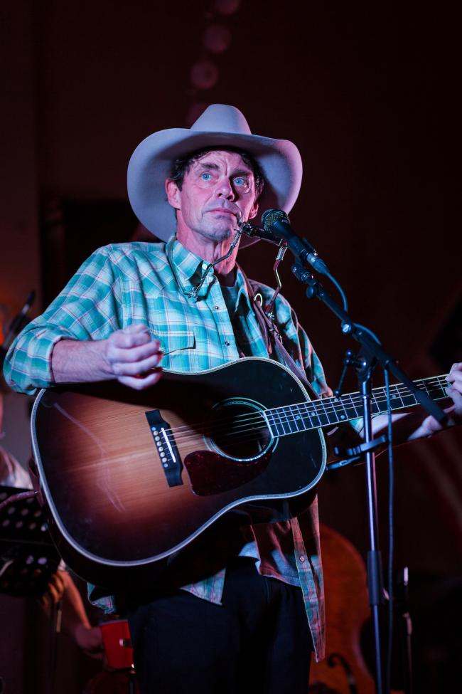 COMIC: Rich Hall reflects on Donald Trump