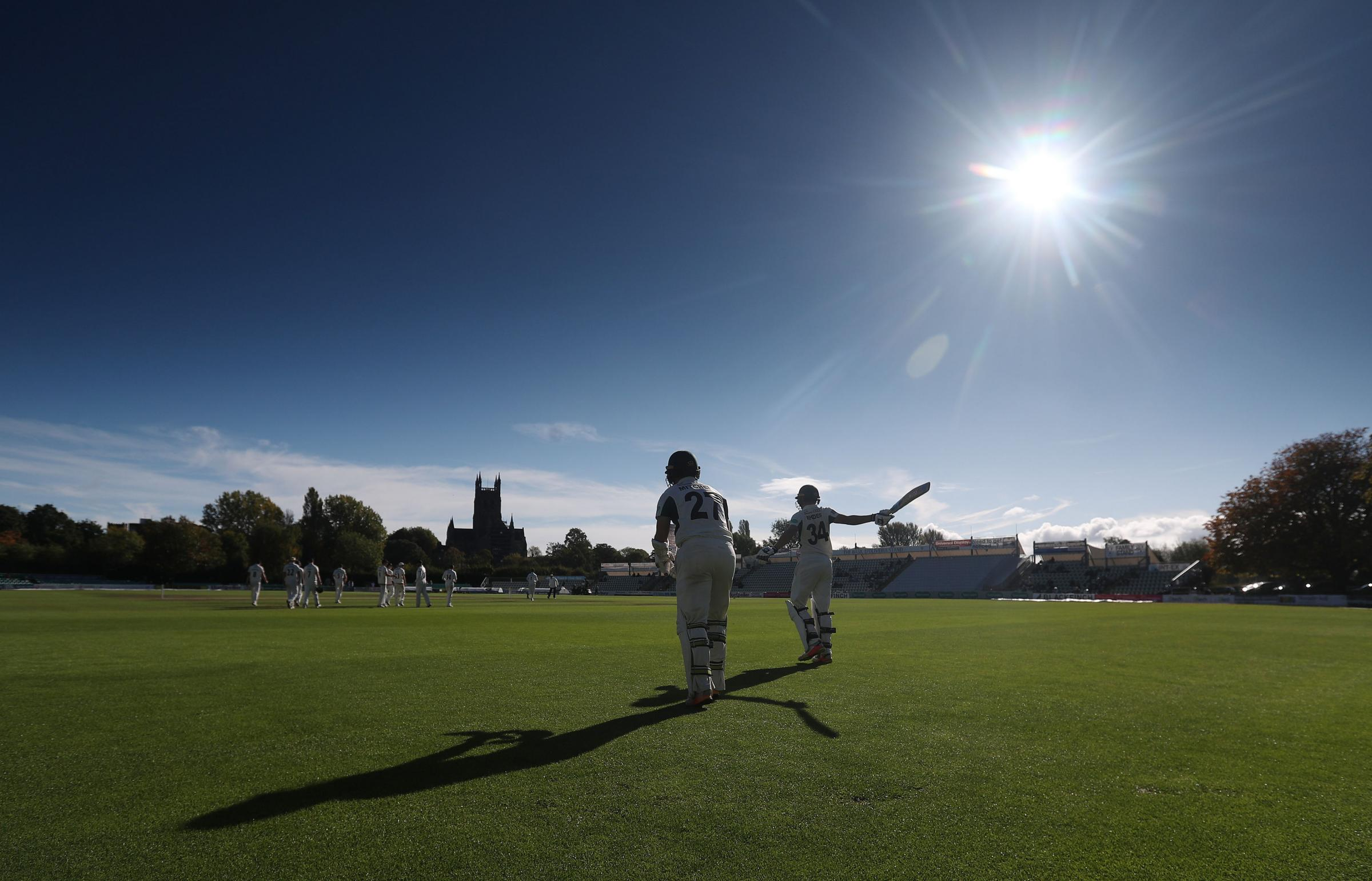 Cricket: Eight days of internationals to take place at Worcester