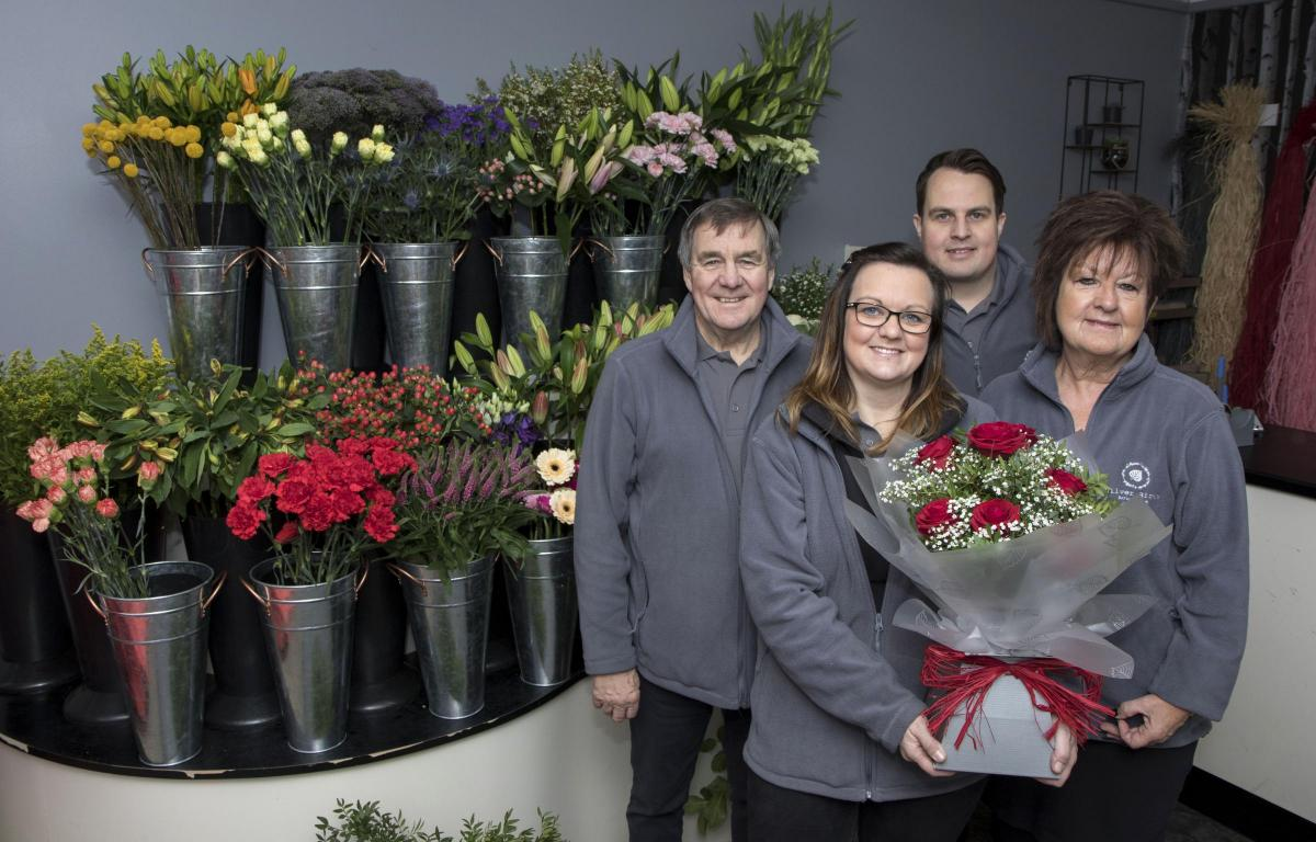 New flower shop opened in evesham evesham journal new flower shop opened in evesham izmirmasajfo