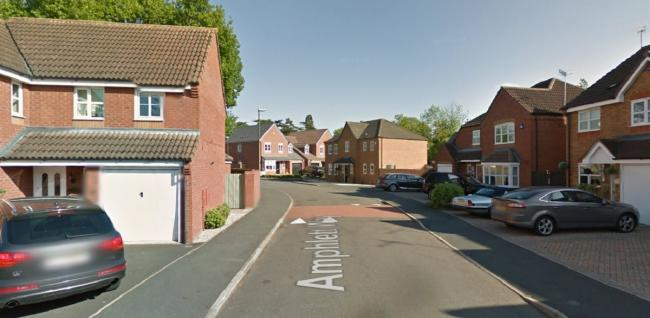 CRIME: Police are investigating crime in Amphlett Way, Droitwich. Picture: GoogleMaps