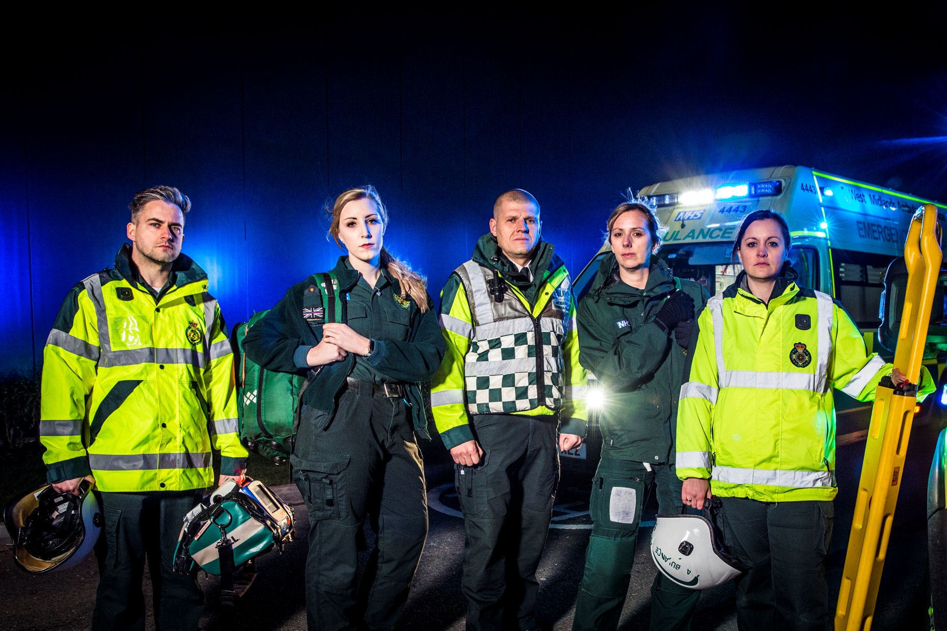 Popular show Ambulance to return