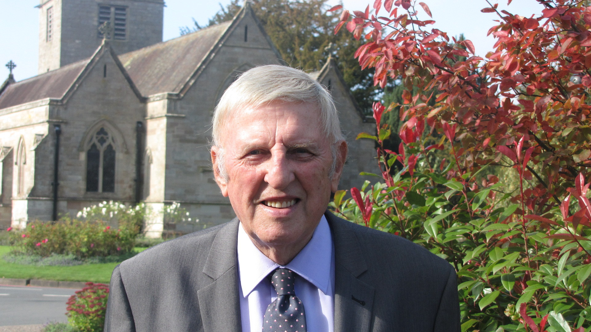 TRIBUTE: Former West Mercia police and crime commissioner Bill Longmore