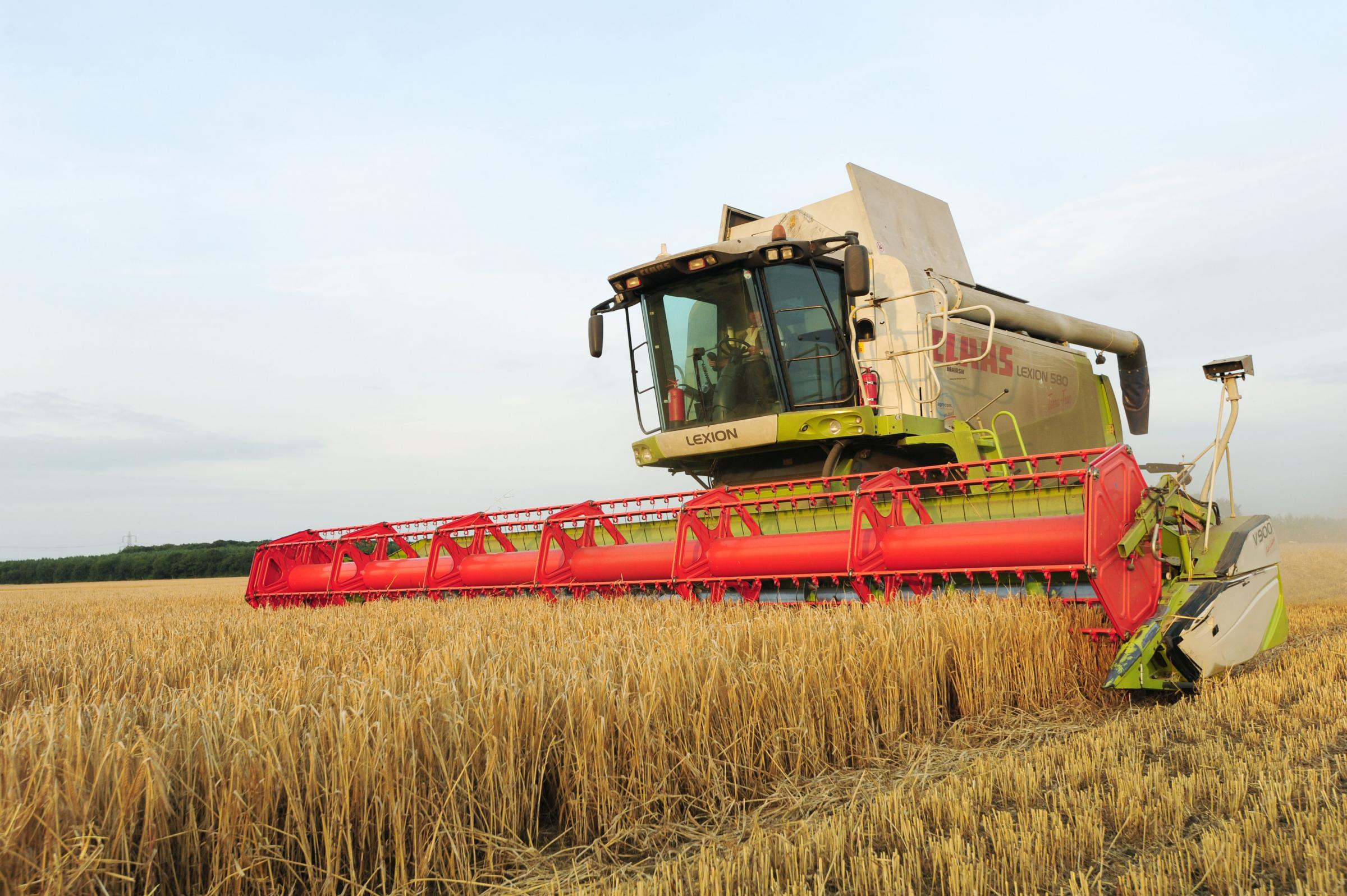 Machinery sale to take place next week