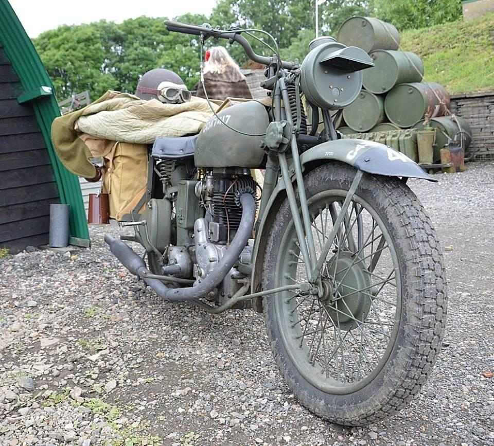 Displays at Wartime in the Vale last year.
