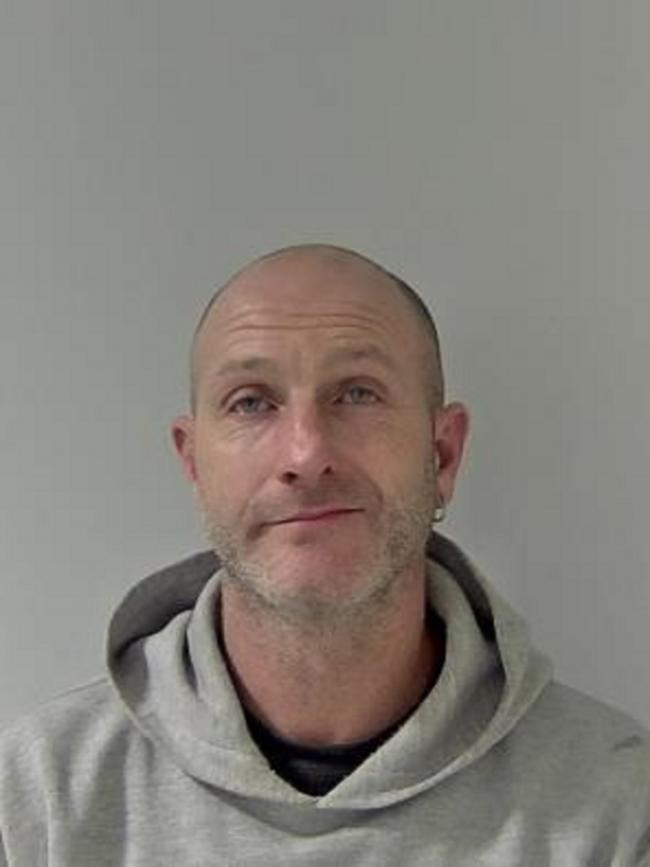 GUILTY: Carl Marchant. Photo: West Mercia Police