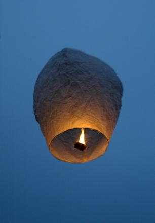 Fire chief call for urgent Chinese lantern review after