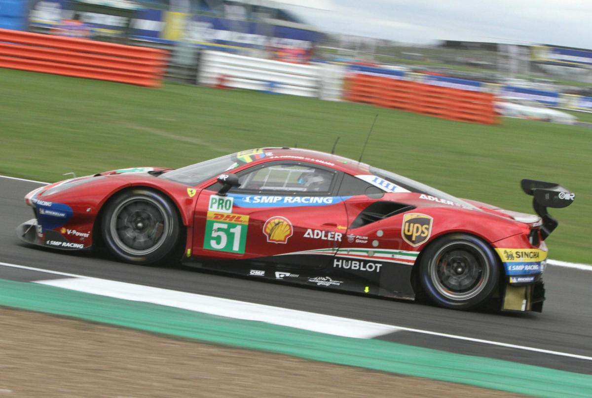 Motorsport: James Calado wins at Silverstone in World Endurance ...
