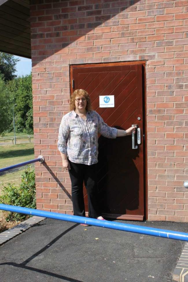 New state-of-the-art toilets and changing facilities in Evesham ...