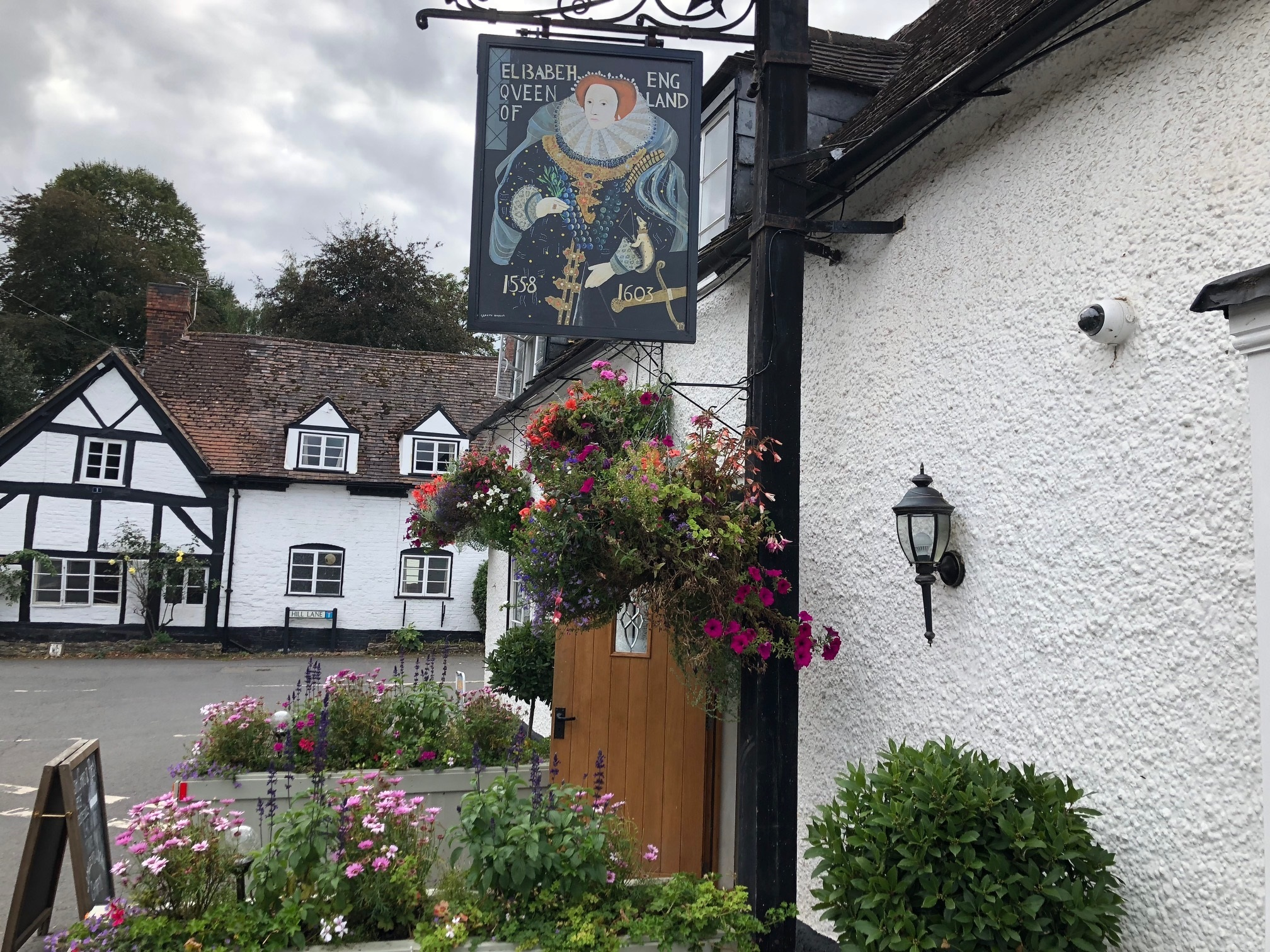 AWARD: The Queen Elizabeth Inn which has won a prestigious award