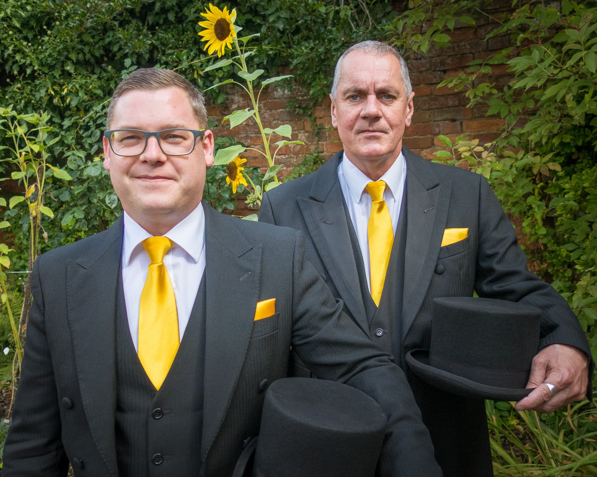 FUNERALS: Matthew and Mark from Jackson Family Funerals