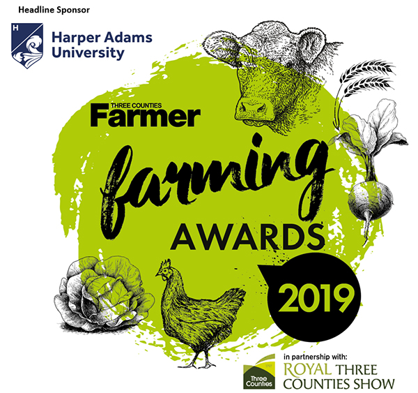 Evesham Journal: Three Counties Farmer Farming Awards 2019