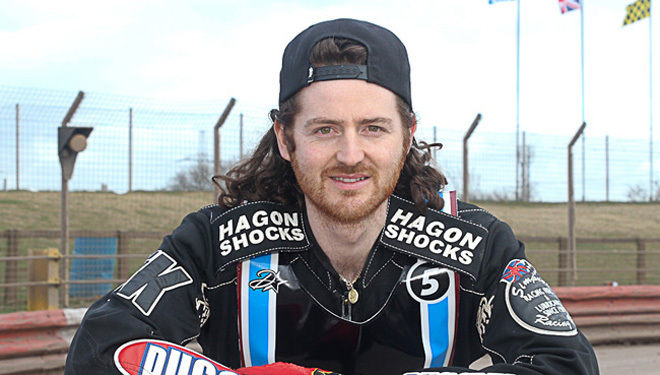 NEW CLUBS: Evesham-based Richard Lawson. PIC: speedwaygb.co