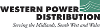 Evesham Journal: Western Power Distribution logo