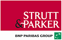 Evesham Journal: Strutt & Parker logo