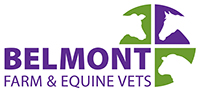 Evesham Journal: Belmont Farm & Equine Vets logo