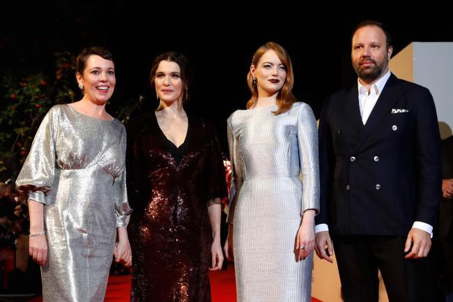 The Favourite PIC: Press Association
