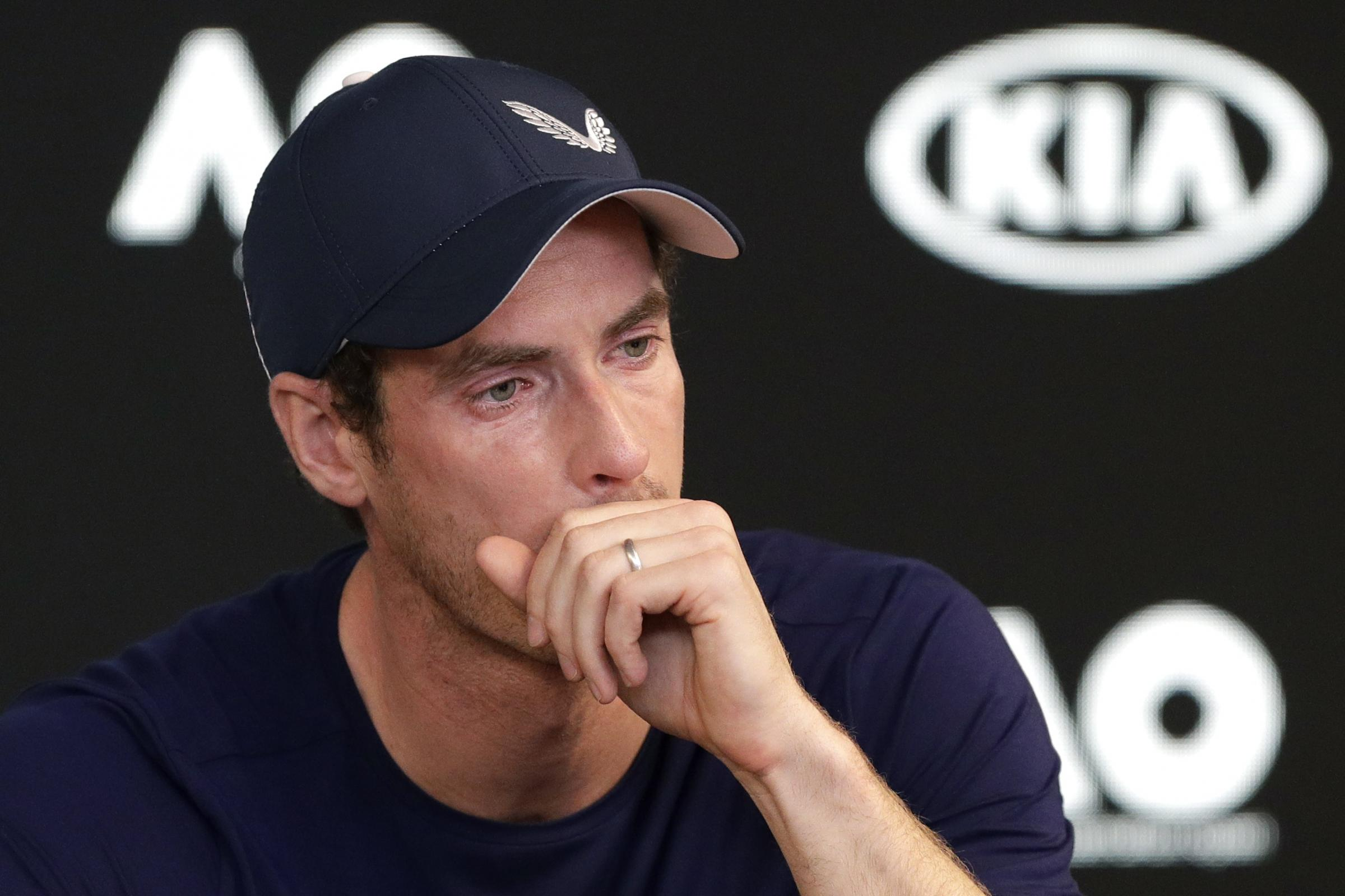 826c7306ad6 Emotional Andy Murray says Australian Open could be his last tournament