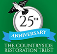 Evesham Journal: The Countryside Restoration Trust Logo