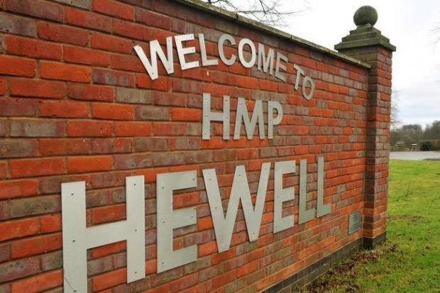 DRUGS: HMP Hewell