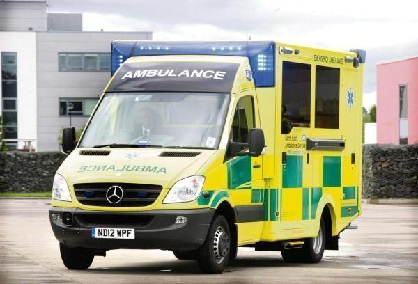 Ambulance Service welcomes ex military personnel