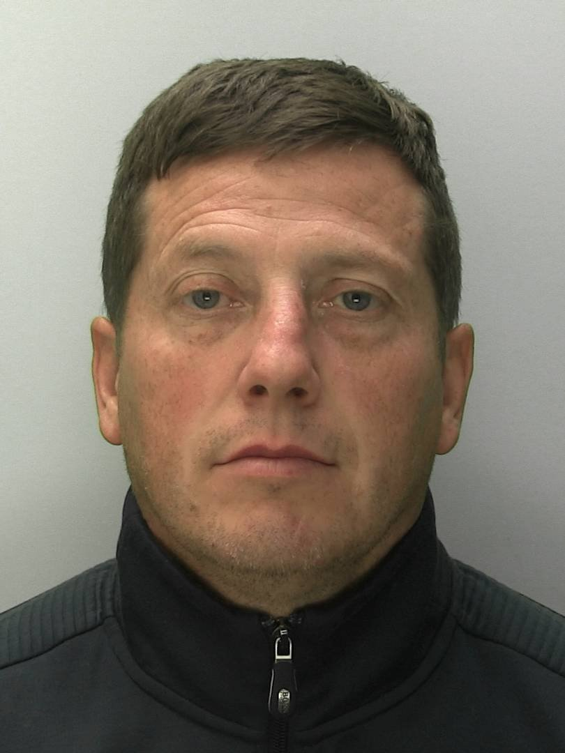 WANTED: Danny O'Loughlin, 42 is wanted by police