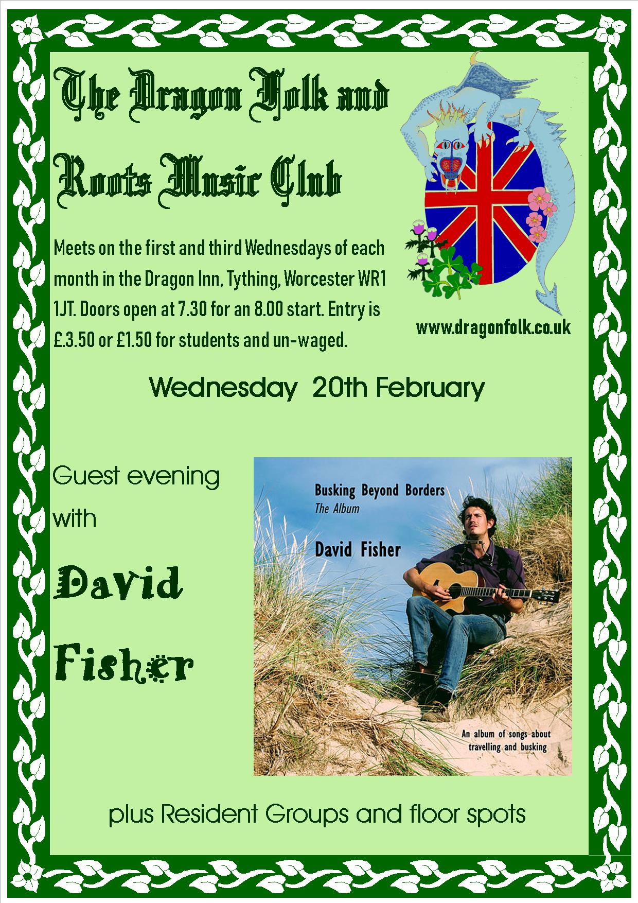 Dragon Folk and Roots Music Club