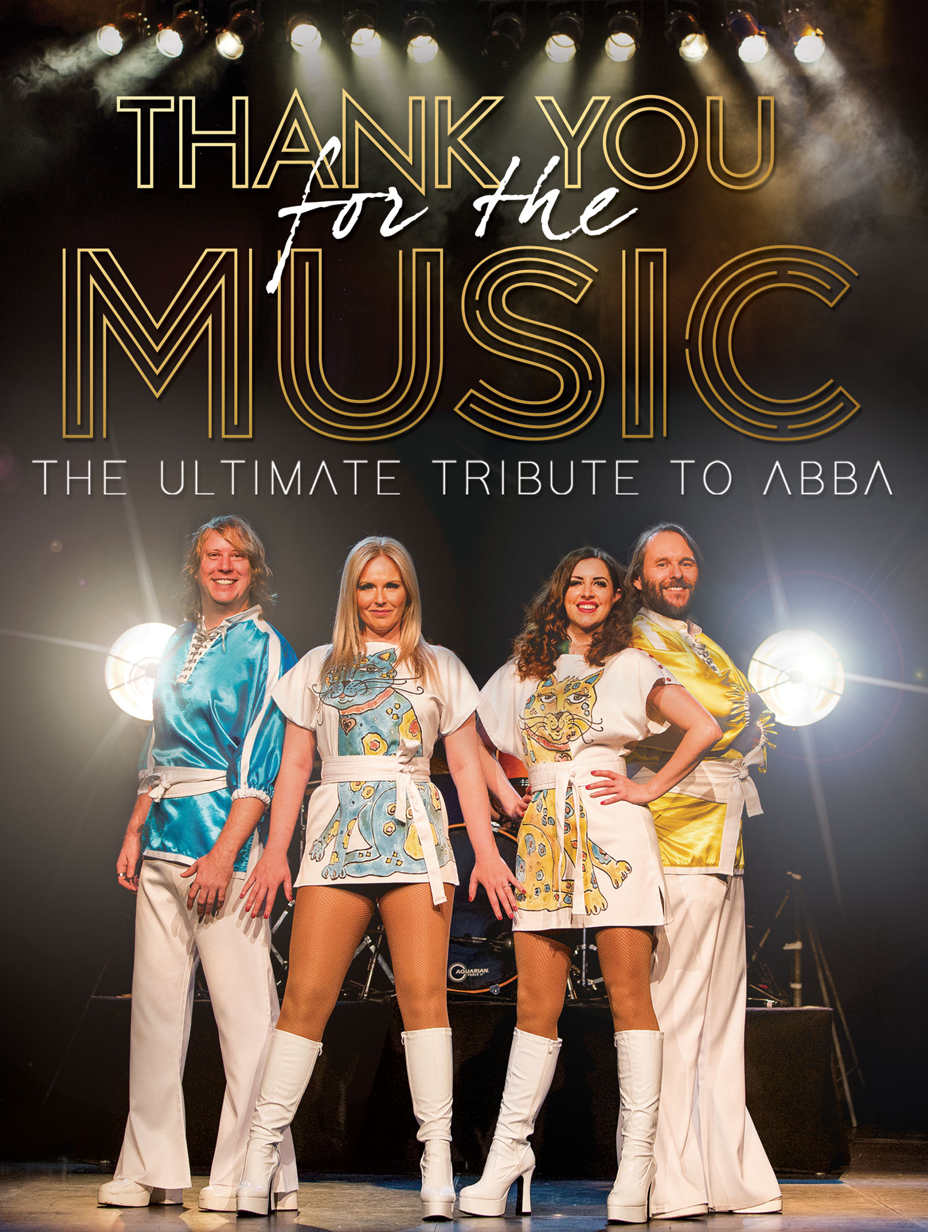 Thank You for the Music The Ultimate Tribute to ABBA