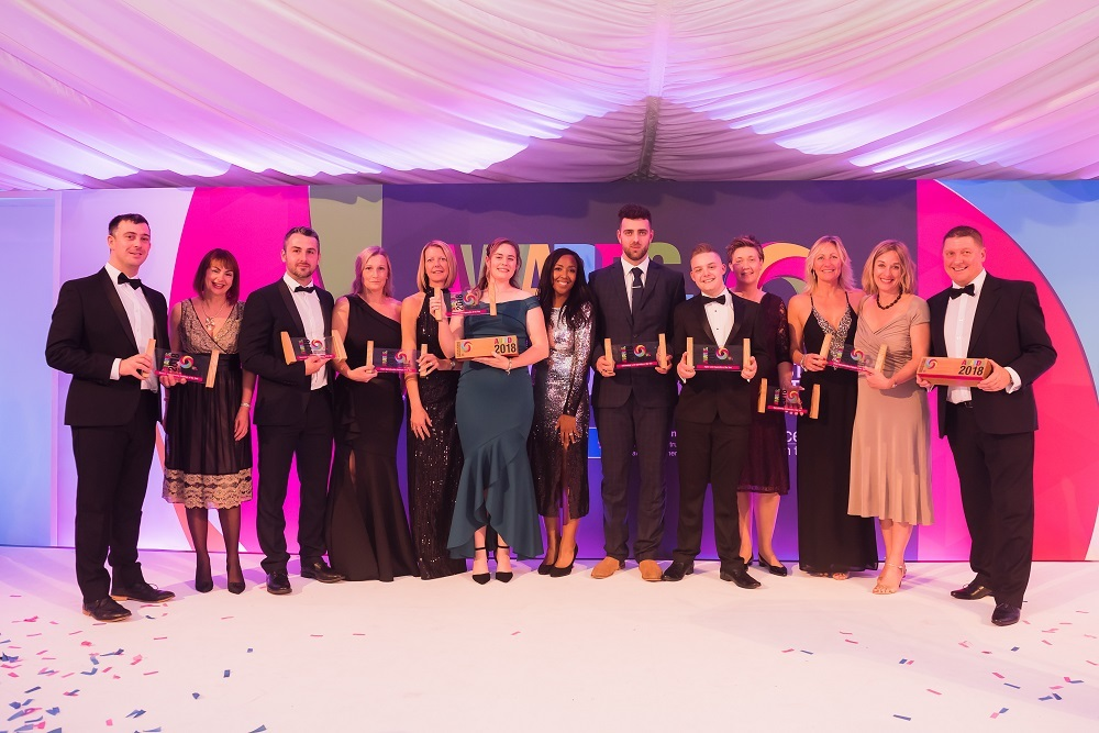 WINNERS: Last year's Worcestershire Apprenticeship Award winners