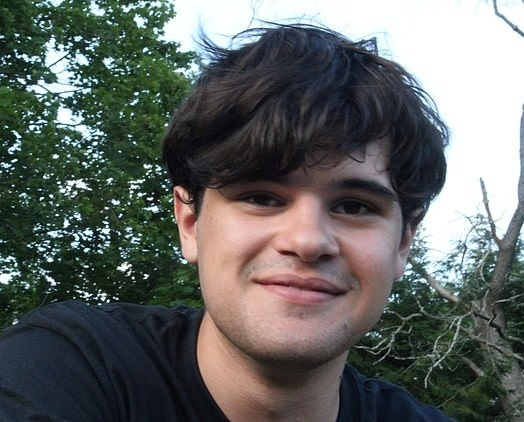James Jorge Jose De Sousa Stayton, from Herefordshire, a student at Queen Mary University of London, fell from the famous viewing platform at 4pm on April 1. Photo: SWNS