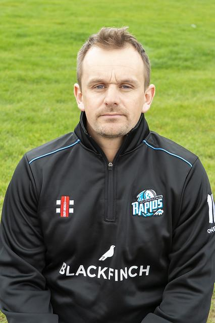 First-team coach Alex Gidman. Picture: PAUL FRANCE / WRITE ANGLE MEDIA