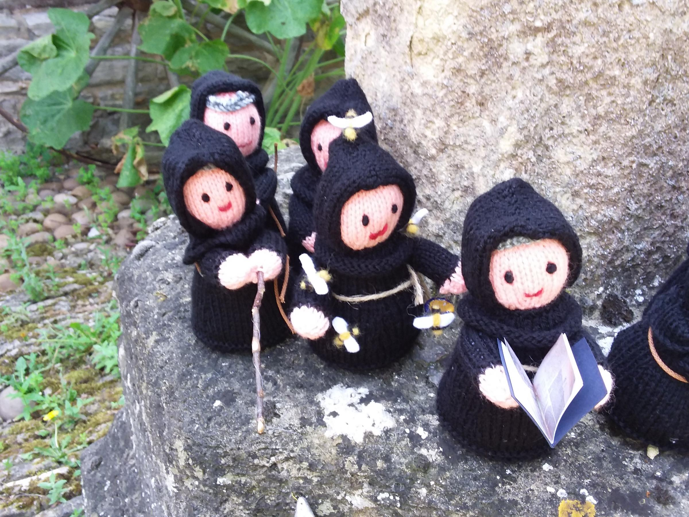 The Monks of Evesham Abbey Family Fun Trail