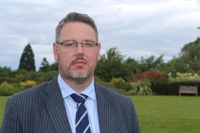 TAX: West Mercia Police and Crime Commissioner John Campion