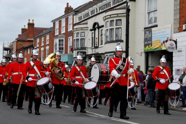 RETURN: Pershore Carnival makes a welcome return this Bank Holiday Monday. Picture: David Griffiths