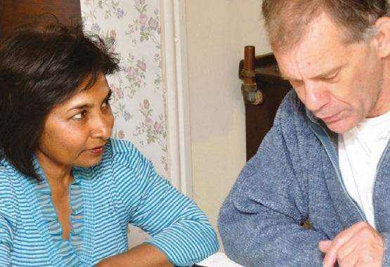 SHARE: The Shared Lives Scheme matches carers with vulnerable people