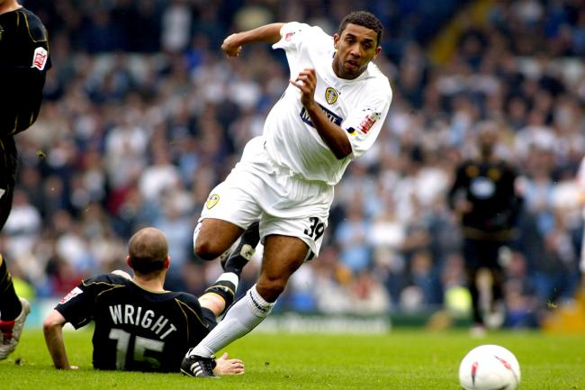 Simon Johnson in action for Leeds United in 2004. Picture: Gareth Copley/PA Archive/PA Images