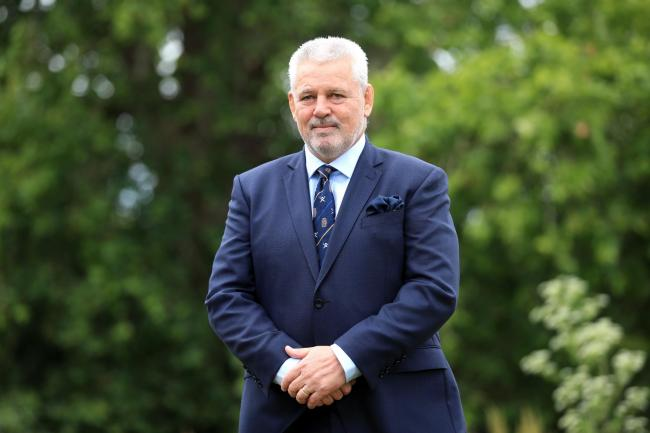 Warren Gatland has rejected any talk of him coaching England